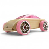 C9P Sportscar Pink