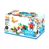 LAQ  Basic 2400 Конструктор 2400+60 частей