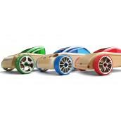 Набор автомобилей-конструкторов Mini 3 pack Пикап, Седан и Спорткар
