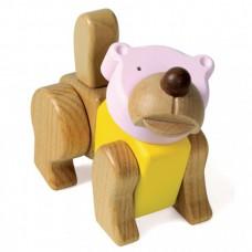 Конструктор EQB Медведь